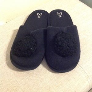 Victoria's Secret Slippers Slides L EUC